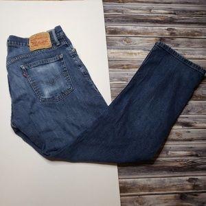 Levi's 514 Denim Jeans 34x30
